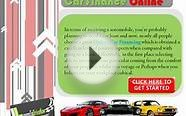 Getting Auto Loans From Online Car Finance Company