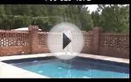 Gunite Pool Builders in Columbia SC