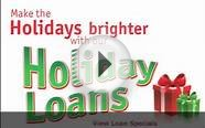 Holiday Cash Loans $500 to $1500 Bad Credit Ok