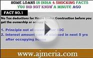 Home loans in India 4 Shocking Facts You Did Not Know A