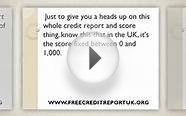 How to Check Free or Paid Online Credit Report UK