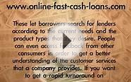 How to get a Quick Online Payday Loan