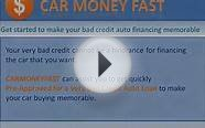 How To Get An Auto Loan With Really Bad Credit History