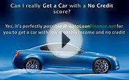 How To Get Auto Loan With No Credit History