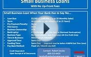 How to Get Fast Small Business Loans | Challeged Credit
