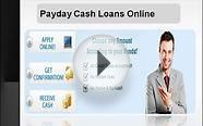 How to Get payday cash loans online