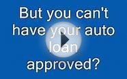 How To Prepare For A Bad Credit Auto Loan