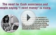 I Need Emergency Cash Assistance