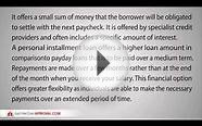 Installment And Payday Loans In California - How Do They