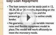 Instant Approvals on No Guarantor Loans