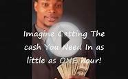 Instant Cash Payday Loan