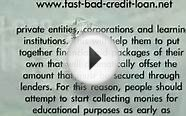Large Loan Approvals Are Possible With Bad Credit