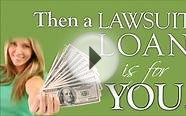 Lawsuit Loans & Lawsuit Cash Advances with