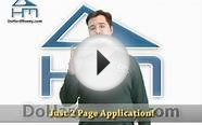 Loan Application made easier by Do Hard Money Lenders