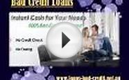 Loans Bad Credit - Bad Credit Loans within 24 Hours any Harass