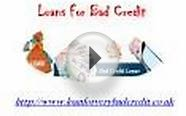 Loans For Bad Credit- Bad Credit Loans @ http://