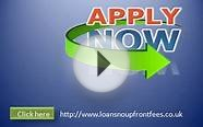 Loans No Upfront Fees- Cash Loans Bad Credit- Same Day