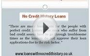 Loans With no Credit History- Now Obtaind Funds Safe And