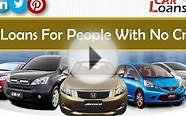 Locate Guaranteed Car Loans No Credit Today With Instant