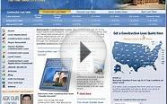 Nationwide Construction Loans Authority Site