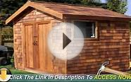 Need a Shed? Now You Can Build It. Step by Step YouTube