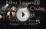 Nhu Loan Live @ Diamond Club, Virginia