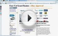 No Credit Check Car Dealers UK-Guaranteed Car Loan Approval