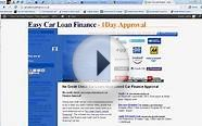 No Credit Check Car Loans-Guaranteed Car Finance No Credit