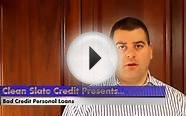 No Credit Check Loans 5 Fix Your Credit Rating