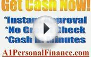No credit check payday loans no faxing