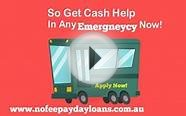 No Fee Payday Loans- Cash Assist Available In A Trouble
