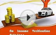 No Proof Of Income Auto Loans Guaranteed Approval