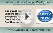 One Click Cash Loans are the Fastest Short Term Lending