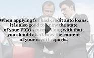 Online Auto Loans For Bad Credit - Complete Auto Loans