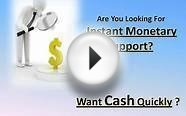 Online Cash Loans - A Trouble-Free Medium To Obtain