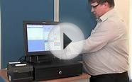 Online Cash Registers Touch-Screen EPOS System Demonstration