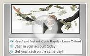 Online Instant Cash Loans- Graceful Cash When Needs Are Prior
