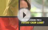 Payday Cash Loan - How To Get The Money You Need Before Payday