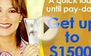 Payday loan and short term cash lender