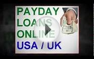 Payday Loan Direct Lenders Only - No Third Party Involved