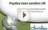 Payday Loan Lenders UK - Finances Approved To Perform Your