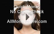 PayDay Loan. No Credit Check. Fast Money
