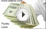Payday Loans Cash Advances