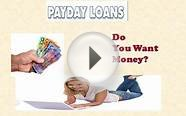 Payday Loans- Fulfil Your All Personal Needs without Going