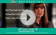 Payday Loans Online | Check Into Cash | (877) 262-2274