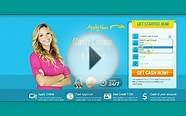 PayDay Loans Pay Day Loans For Bad Credit - No Credit Check