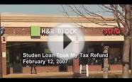 Peppini.com - #17 Student Loan Took All My Tax Refund