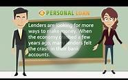 Personal loans online - Get the Information You Need