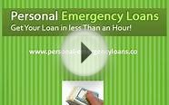 Personal loans uk, emergency loans, cheque center