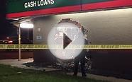 Police investigate smash, grab at KC payday loan store